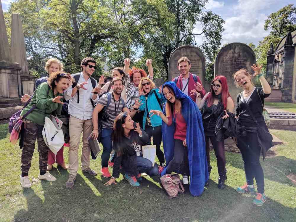 culture edinburgh experience